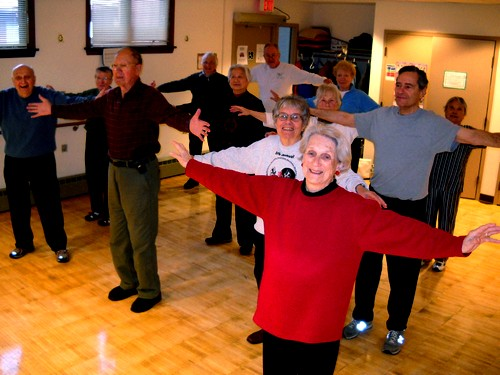 Tai Chi for Seniors Windham, CT wed and fri